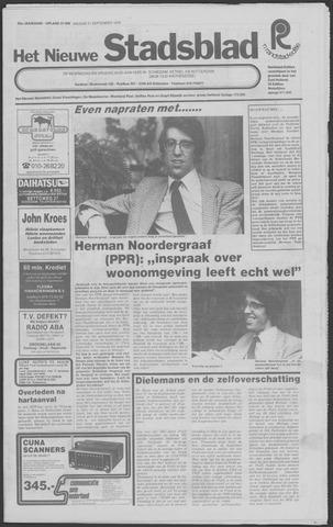 Het Nieuwe Stadsblad 1979-09-21