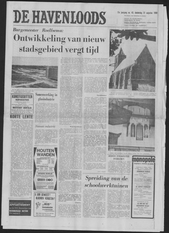 De Havenloods 1968-08-22