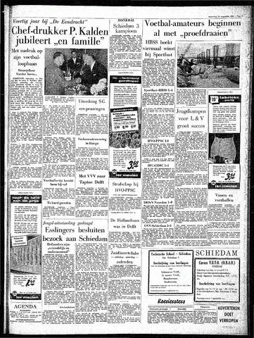 Rotterdamsch Parool / De Schiedammer 1964-08-24