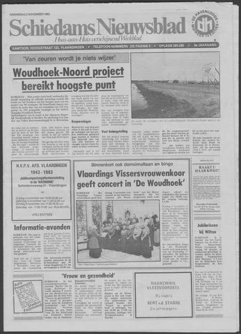 Schiedams Nieuwsblad 1983-11-02