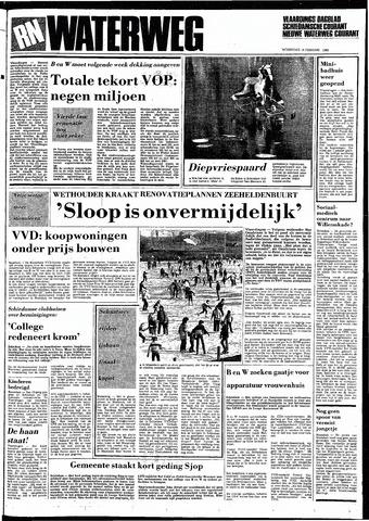Rotterdamsch Nieuwsblad / Schiedamsche Courant / Rotterdams Dagblad / Waterweg / Algemeen Dagblad 1983-02-16