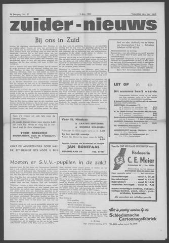 Zuider Nieuws 1963-12-03
