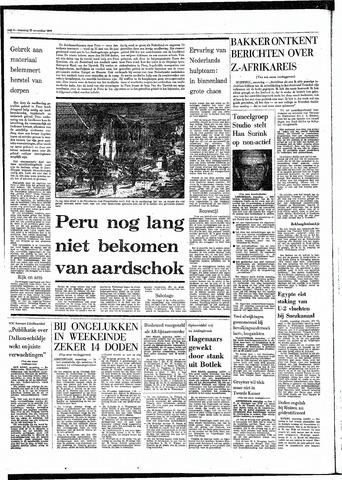 Rotterdamsch Parool / De Schiedammer 1970-11-23
