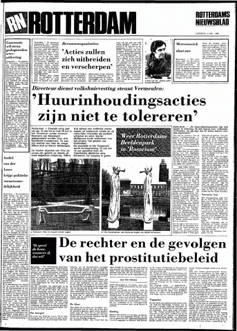 Rotterdamsch Nieuwsblad / Schiedamsche Courant / Rotterdams Dagblad / Waterweg / Algemeen Dagblad 1983-05-14