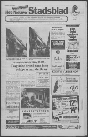 Het Nieuwe Stadsblad 1976-06-16