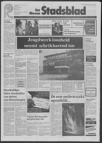 Het Nieuwe Stadsblad 1982-08-18