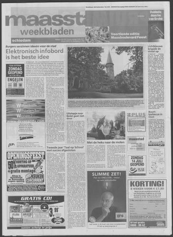 Maaspost / Maasstad / Maasstad Pers 2002-07-10