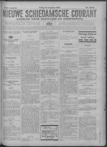 Nieuwe Schiedamsche Courant 1929-08-23