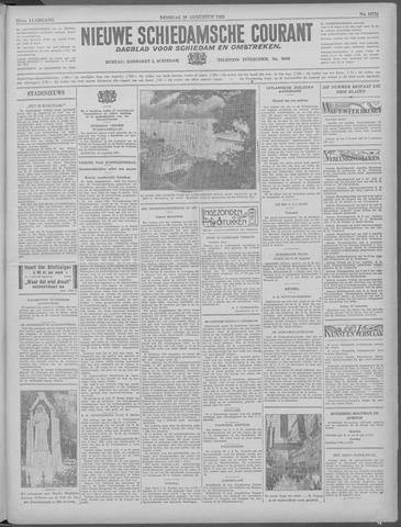 Nieuwe Schiedamsche Courant 1933-08-29
