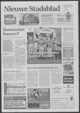 Het Nieuwe Stadsblad 2012-10-31