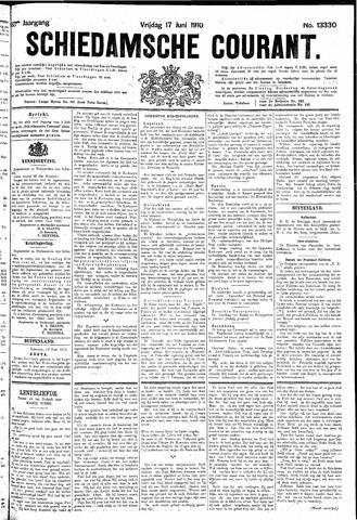 Schiedamsche Courant 1910-06-17