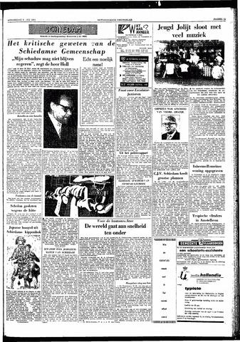 Rotterdamsch Nieuwsblad / Schiedamsche Courant / Rotterdams Dagblad / Waterweg / Algemeen Dagblad 1959-07-09