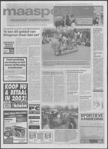 Maaspost / Maasstad / Maasstad Pers 2001-03-14