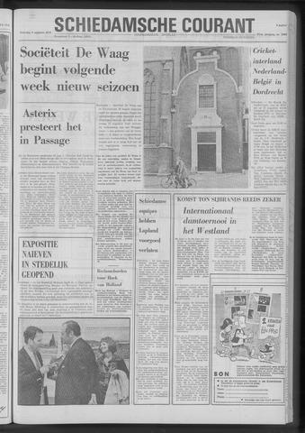 Rotterdamsch Nieuwsblad / Schiedamsche Courant / Rotterdams Dagblad / Waterweg / Algemeen Dagblad 1970-08-08