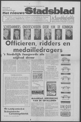 Het Nieuwe Stadsblad 1964-05-01