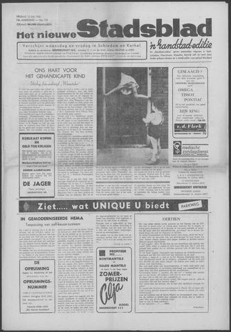 Het Nieuwe Stadsblad 1963-07-12