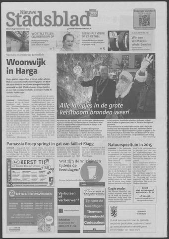 Het Nieuwe Stadsblad 2014-12-17