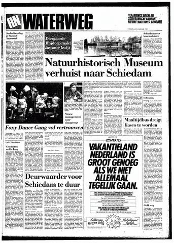 Rotterdamsch Nieuwsblad / Schiedamsche Courant / Rotterdams Dagblad / Waterweg / Algemeen Dagblad 1985-02-06
