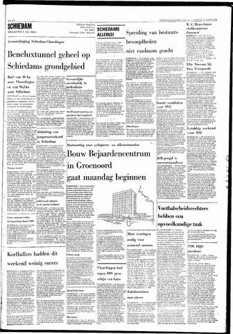Rotterdamsch Nieuwsblad / Schiedamsche Courant / Rotterdams Dagblad / Waterweg / Algemeen Dagblad 1968-03-12