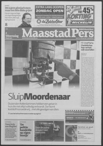 Maaspost / Maasstad / Maasstad Pers 2011-03-02