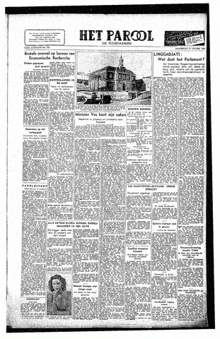 Rotterdamsch Parool / De Schiedammer 1946-12-12