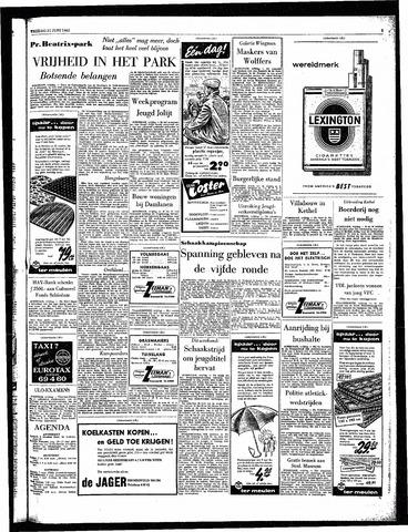 Rotterdamsch Parool / De Schiedammer 1963-06-21