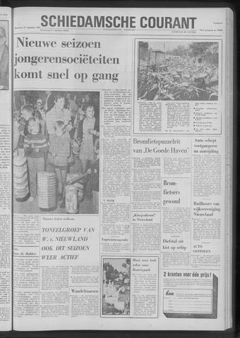 Rotterdamsch Nieuwsblad / Schiedamsche Courant / Rotterdams Dagblad / Waterweg / Algemeen Dagblad 1970-08-31