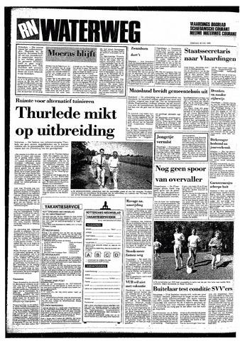 Rotterdamsch Nieuwsblad / Schiedamsche Courant / Rotterdams Dagblad / Waterweg / Algemeen Dagblad 1985-07-16
