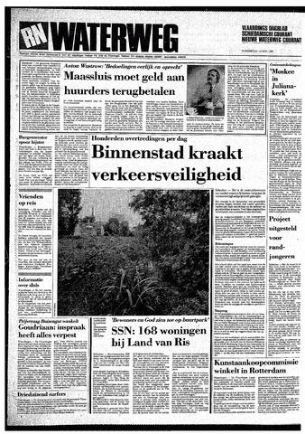 Rotterdamsch Nieuwsblad / Schiedamsche Courant / Rotterdams Dagblad / Waterweg / Algemeen Dagblad 1987-06-18