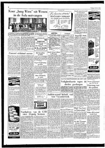 Rotterdamsch Parool / De Schiedammer 1955-07-15