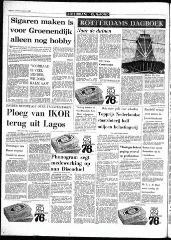 Rotterdamsch Parool / De Schiedammer 1968-08-03