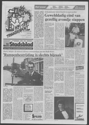 Het Nieuwe Stadsblad 1989-08-09