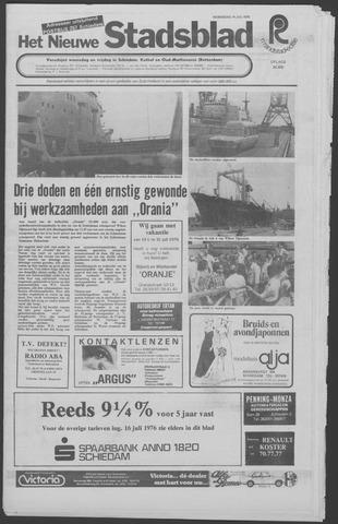 Het Nieuwe Stadsblad 1976-07-14