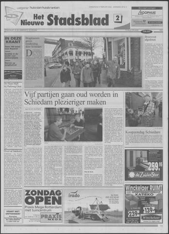 Het Nieuwe Stadsblad 2003-02-06