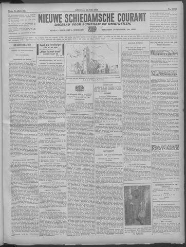 Nieuwe Schiedamsche Courant 1933-07-25