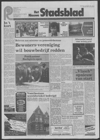 Het Nieuwe Stadsblad 1982-11-03