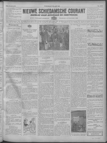Nieuwe Schiedamsche Courant 1932-03-09