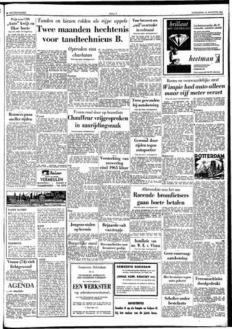 Trouw / De Rotterdammer 1964-08-20