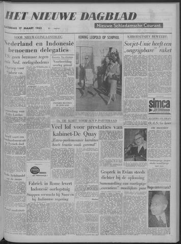 Nieuwe Schiedamsche Courant 1962-03-17