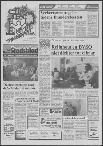 Het Nieuwe Stadsblad 1990-09-19