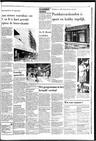 Rotterdamsch Nieuwsblad / Schiedamsche Courant / Rotterdams Dagblad / Waterweg / Algemeen Dagblad 1968-07-26