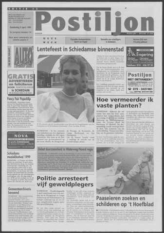 Postiljon 1999-04-08