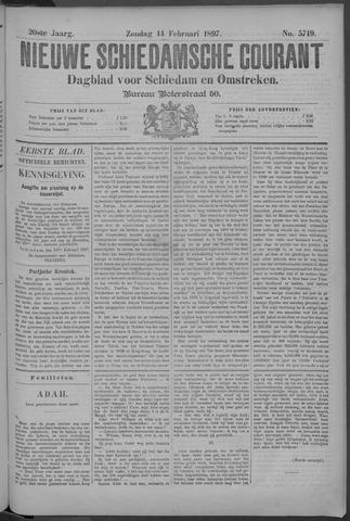 Nieuwe Schiedamsche Courant 1897-02-14