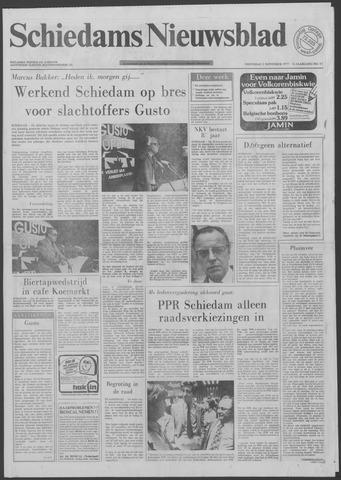 Schiedams Nieuwsblad 1977-11-02