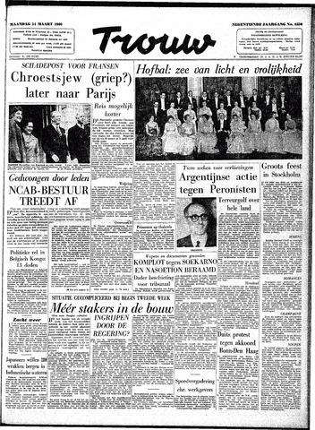 Trouw / De Rotterdammer 1960-03-14