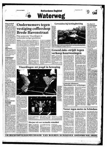 Rotterdamsch Nieuwsblad / Schiedamsche Courant / Rotterdams Dagblad / Waterweg / Algemeen Dagblad 1998-02-06
