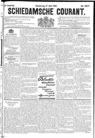 Schiedamsche Courant 1910-04-14