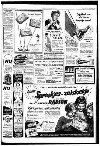 Rotterdamsch Nieuwsblad / Schiedamsche Courant / Rotterdams Dagblad / Waterweg / Algemeen Dagblad 1953-04-30