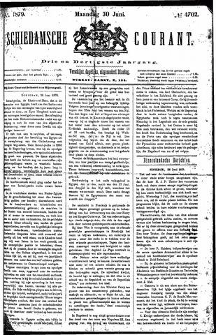 Schiedamsche Courant 1879-06-30