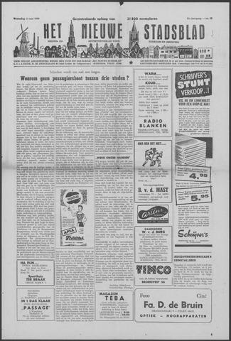 Het Nieuwe Stadsblad 1959-05-13
